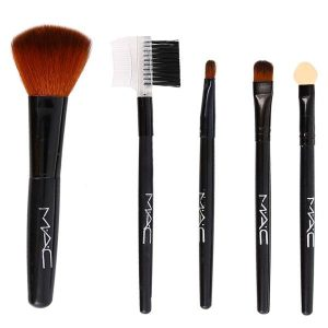 ست برس 5 تکه ماک  mac brush