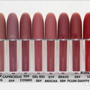 رژ لب ماک lip gloss mac