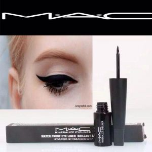 خط چشم ماک eye liquid mac